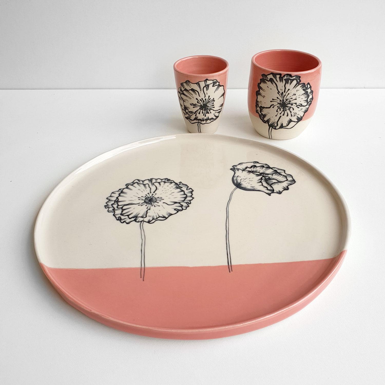 JG ceramic vaisselle