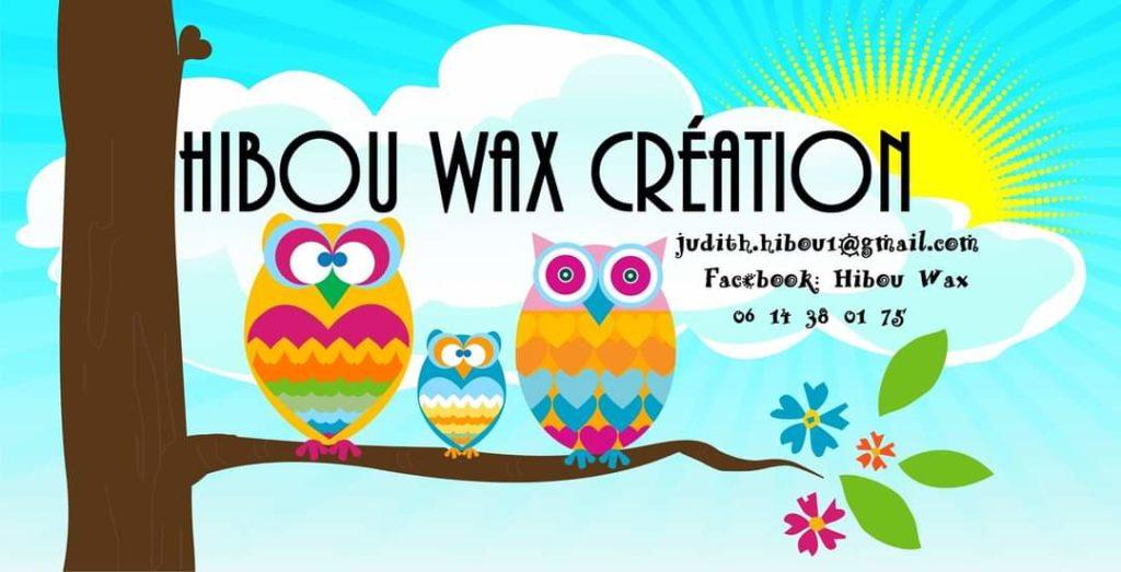 Hibou Wax logo